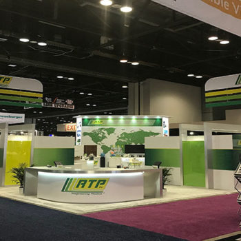 RTP Custom Trade Show Exhibit
