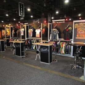 Harley Davidson Larger Custom Trade Show Booth