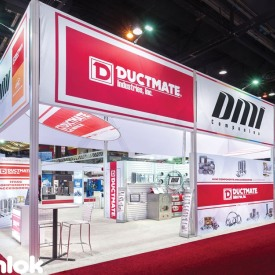 DMI Custom Trade Show Booth