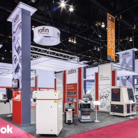 Rofer Larger Custom Trade Show Booth
