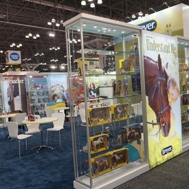 Breyer Custom Trade Show Booth