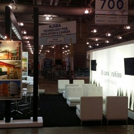 Di Cara | Rubino 20x20 Custom Trade Show Booth