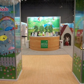 Epoch Everlasting Play Custom Trade Show Booth