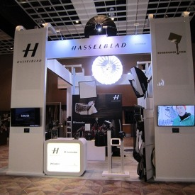 Hasselblad Larger Custom Trade Show Booth