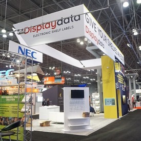 Displaydata Larger Custom Trade Show Booth