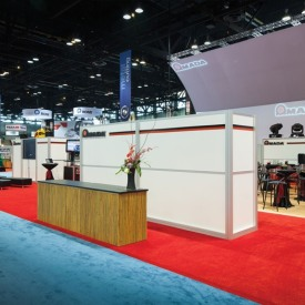 Omada Larger Custom Trade Show Booth