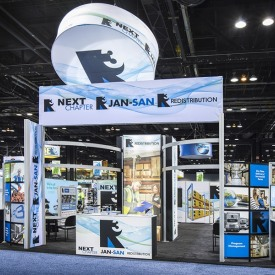 R3 Custom Trade Show Booth