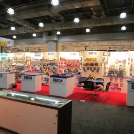 Daron Larger Custom Trade Show Booth