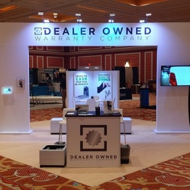Dealer Owned 20x20 Custom Trade Show Booth