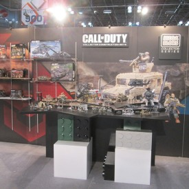 Call of Duty 10x10 Custom Trade Show Booth